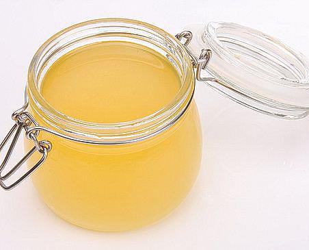 Raw Orange Honey