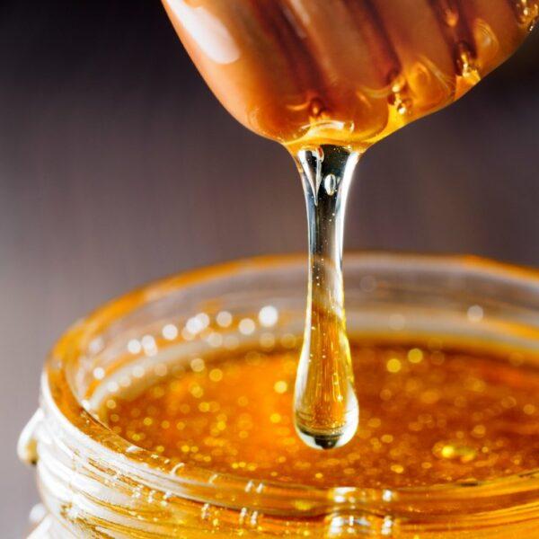 Raw Almond Honey