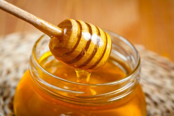 Raw Eucalyptus Honey