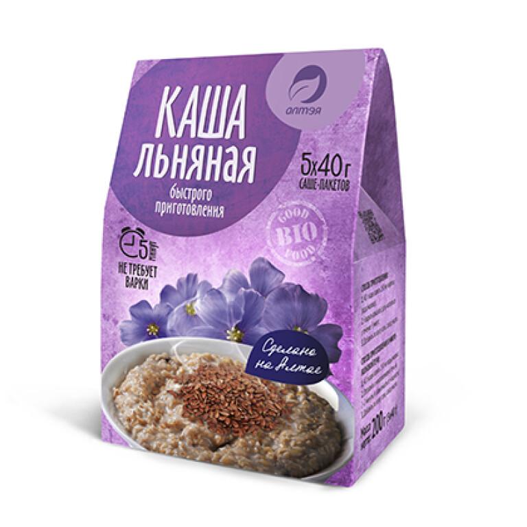 Flax Seed Porridge