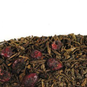 Cherry Pu-Erh Tea (50g)