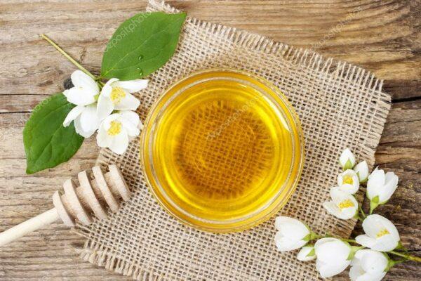 Raw Jasmine Honey