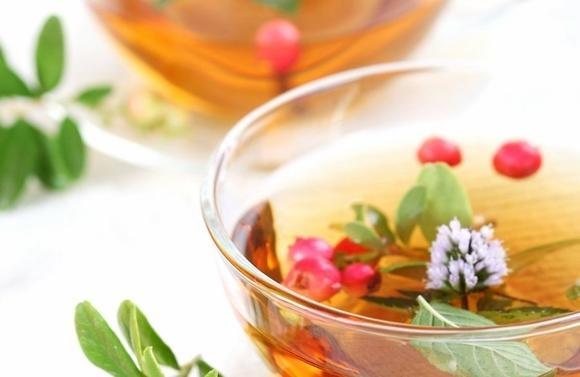 Chaga Tea with Shizandra Fruits ( Limonnik)