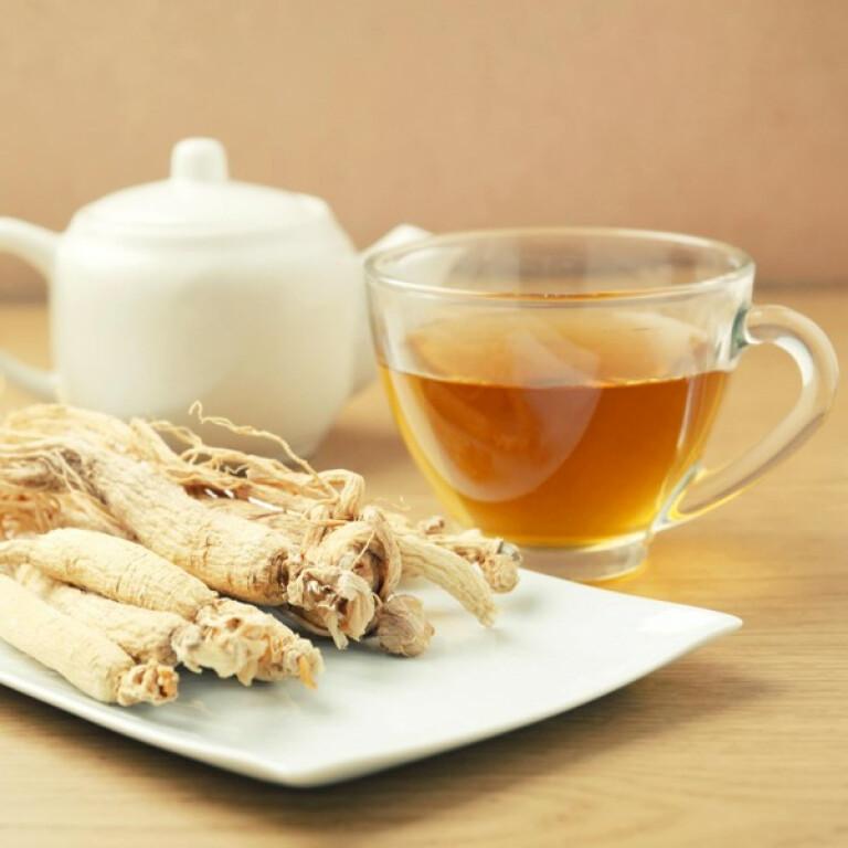 Chaga Tea with Siberian ginseng