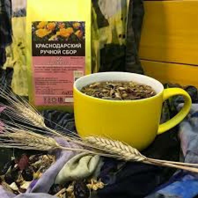 "Black Tea ""GIFTS OF THE CAUCASUS"".Hand Picked Tea"