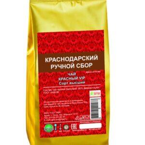 """Black Tea """"RED"""" -  Hand Picked Tea."""