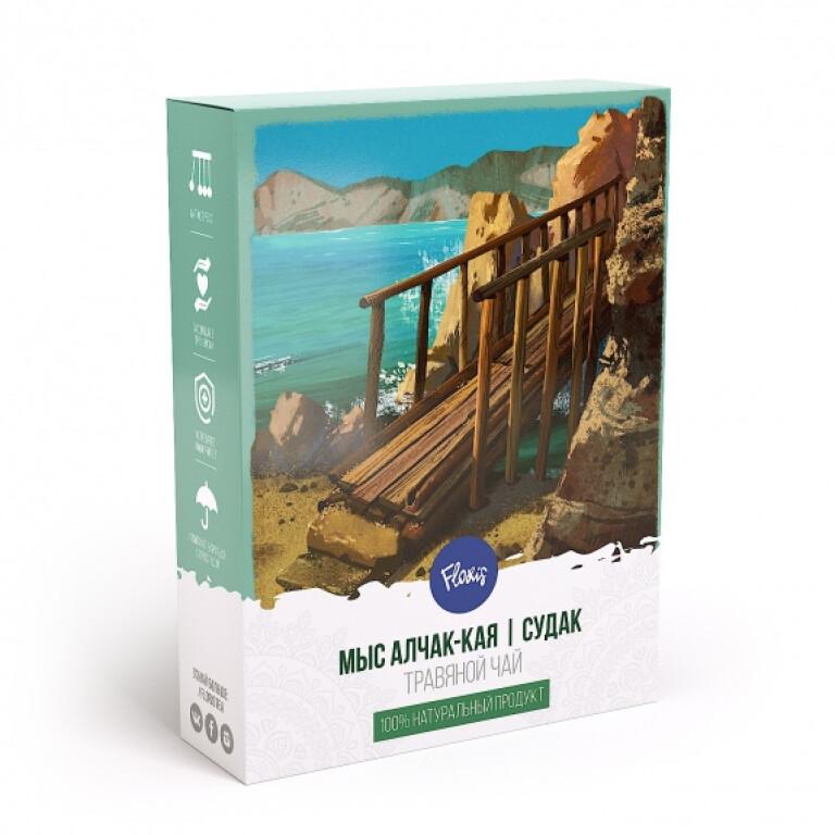 Cape Alchak-Kaya - Herbal Tea