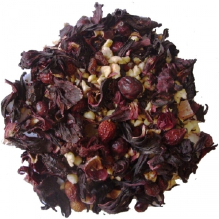 Black Tea Perky Fruit - Hand Picked Tea