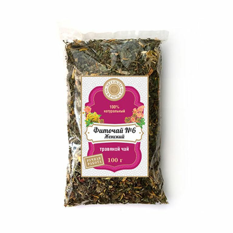 Herbal tea No. 6 Female