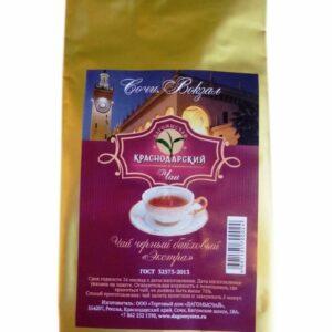 "Black long tea ""Extra"" Dagomyschay 100g -Hand Picked Tea"