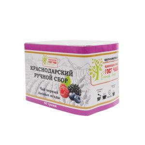 Black long  tea Forest berries 40 gr