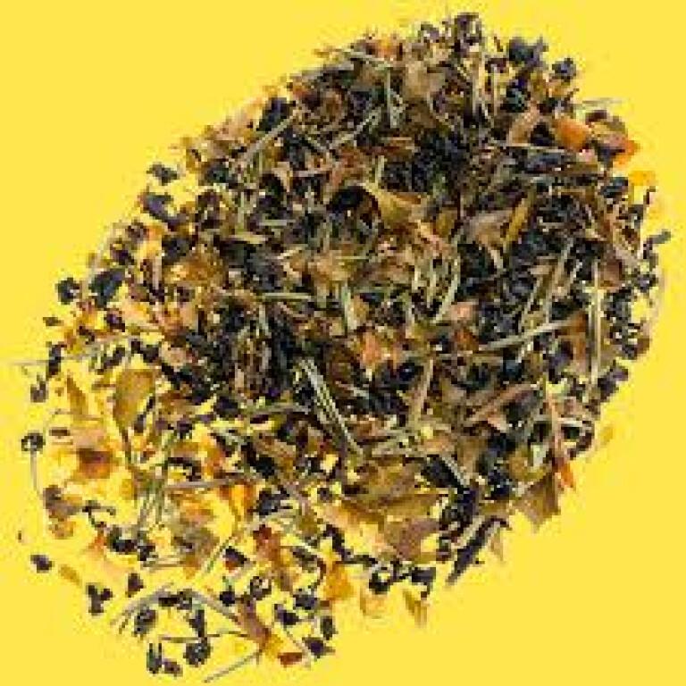 Black tea with ginkgo biloba and rosemary 8 sachets/8 tea pots