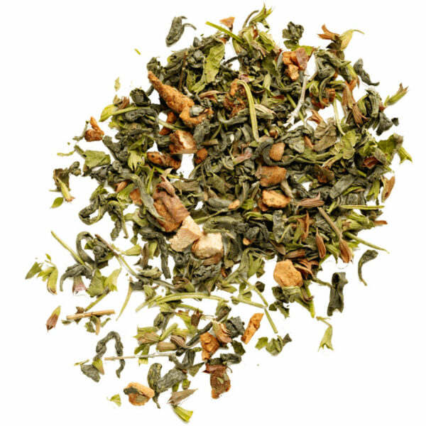 Cottage Stamboli - Green Tea withwith rosemary, pear and quince