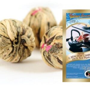 "Elite Tea ""Lychee with red plum"" (50g)"