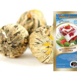 "Elite Tea ""Strawberry gourmet"" (50g)"