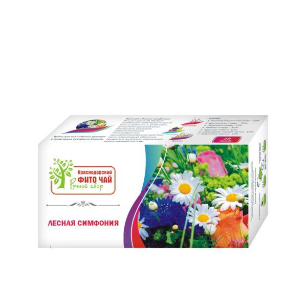 Herbal tea Forest Symphony 50g leaf