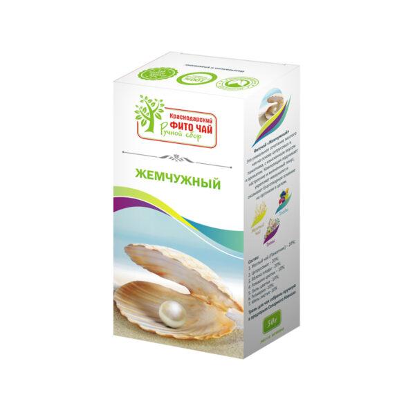 Herbal tea Pearl 50g leaf