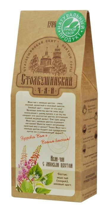 Ivan tea with linden blossom 30 gr