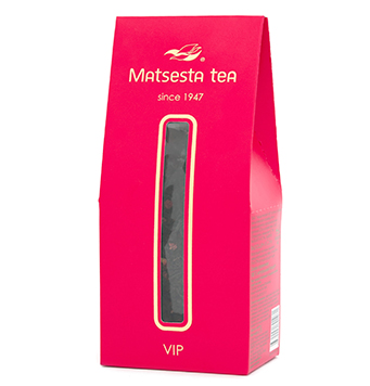 "Long black tea with with raspberries "" Premium""- Hand Picked Tea 75g"