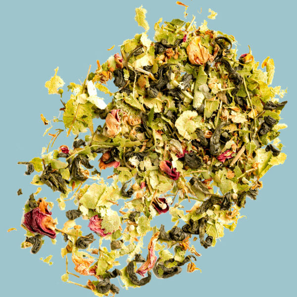 Palace of Princess Gagarina -  Green long leaf Tea