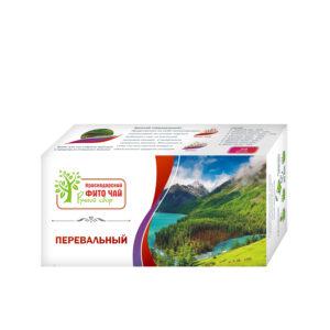 Perevalny herbal tea 20 sachets
