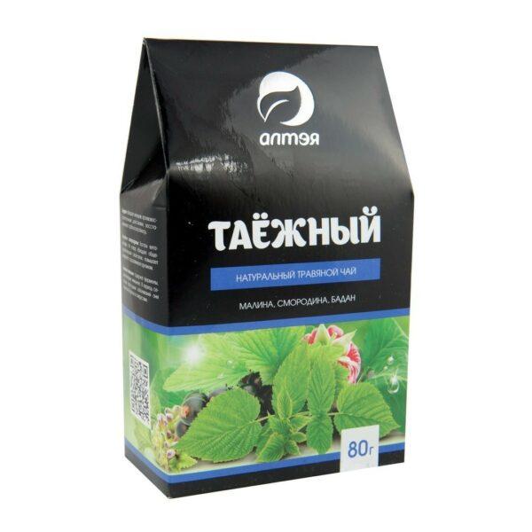 Taiga herbal tea (raspberries, currants, badan) Altea 80 gr.