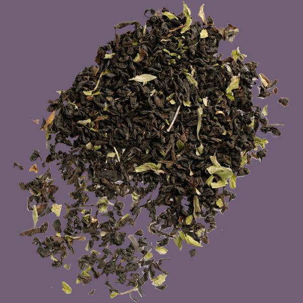 Winter Garden -  Black Tea with mint
