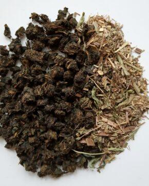 Ivan granulated tea with lemongrass 50 g
