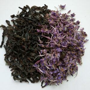 Ivan tea with fireweed inflorescences  50 g