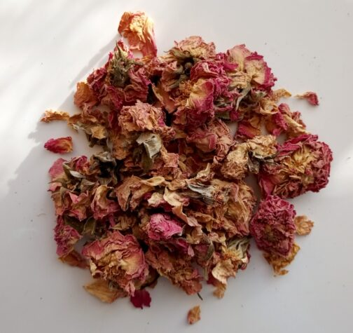 Ivan tea with rose petals  50 g
