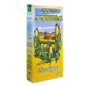 Corn groats, 500 g