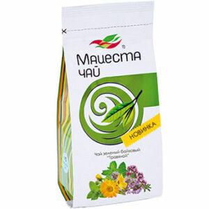 "Long leaf green tea ""Herbal"" 75g"