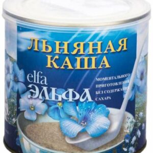 Natural linseed porridge, 400 g