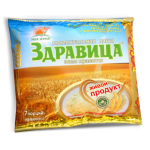 "Porridge ""Zdravitsa"" No. 15 ""Tsar-porridge"" 7 portions, 200 g"