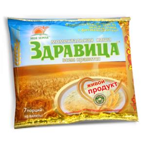 """Porridge """"Zdravitsa"""" No. 15 """"Tsar-porridge"""" 7 portions, 200 g"""