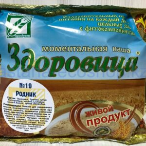 "Porridge Zdravitsa No. 19 ""Spring"" for psoriasis / dermatitis / eczema 7 portions, 200 g"