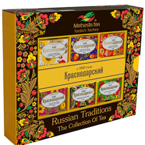 "Tea collection ""Russian traditions"""
