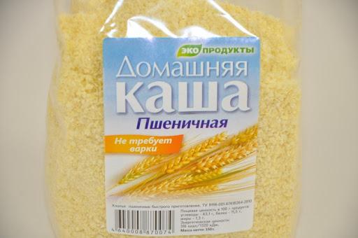 Wheat porridge, 150g.