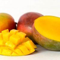 Cream Honey with Mango