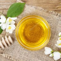 Raw Jasmine Honey
