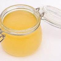 Raw Orange Honey